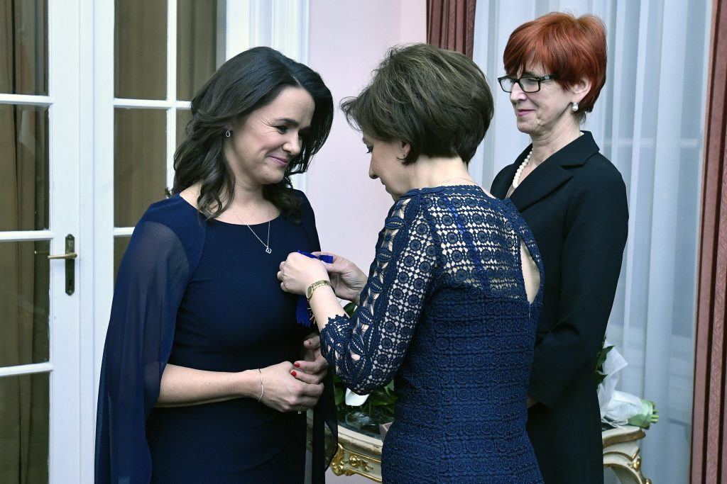 Family State Secretary Novák Receives Polish State Award post's picture