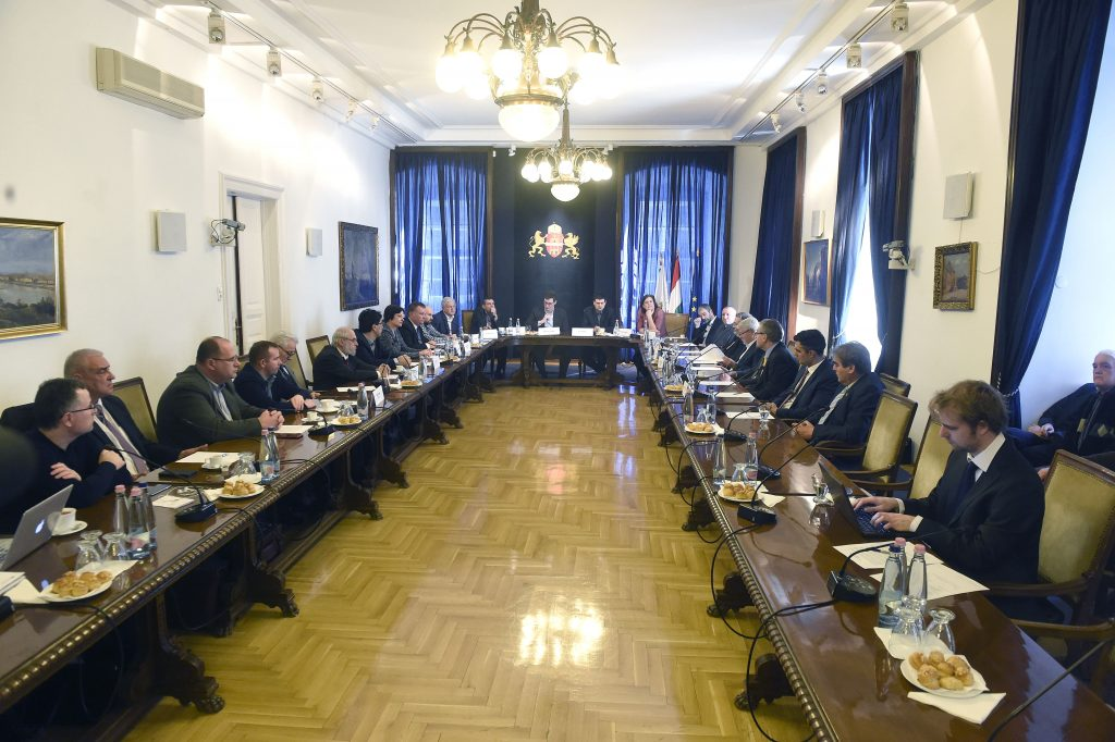 New Budapest Coordination Council Főét Founded post's picture