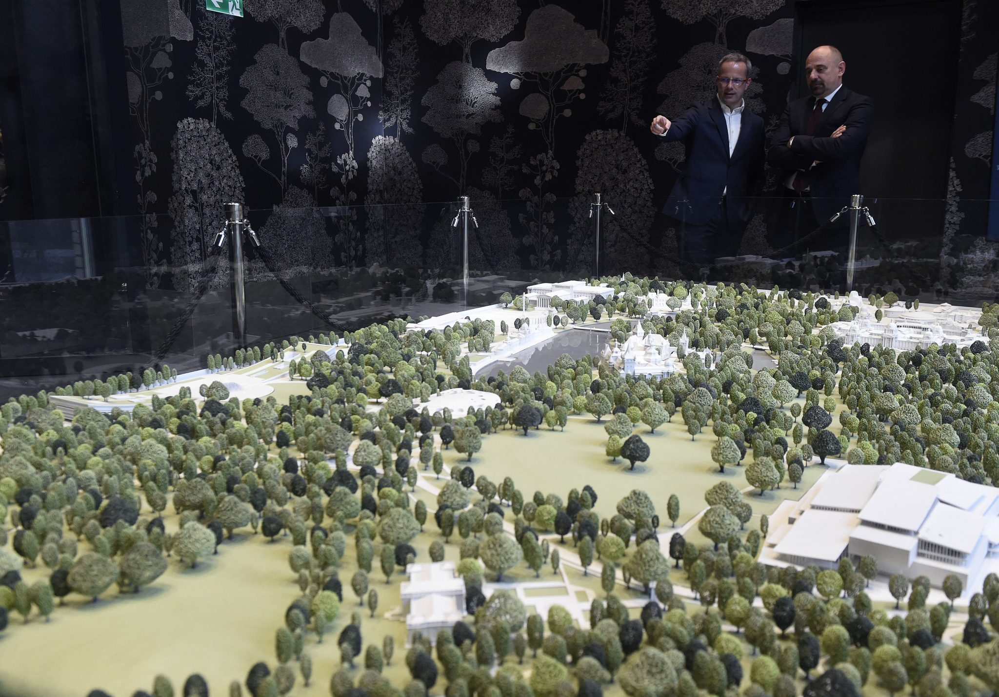 Liget Project: Budapest Assembly Bans Construction in City Park post's picture
