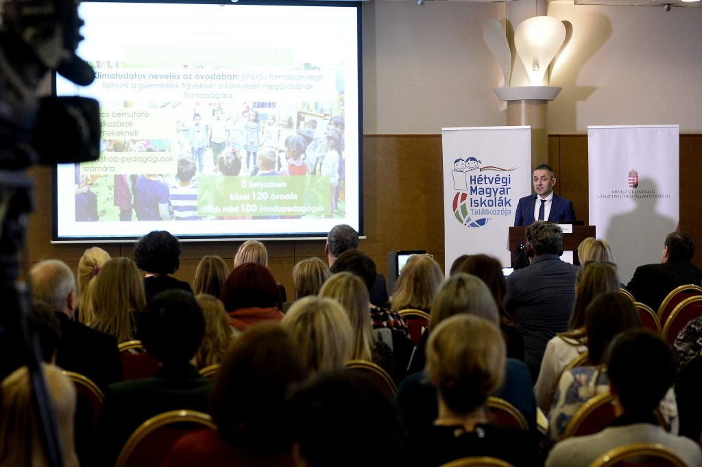 Hungarian Weekend Schools: 114 School Leaders from 30 Countries Meet in Budapest post's picture