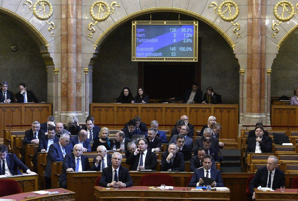Parliament Suspends Compensation Payments to Prisoners post's picture