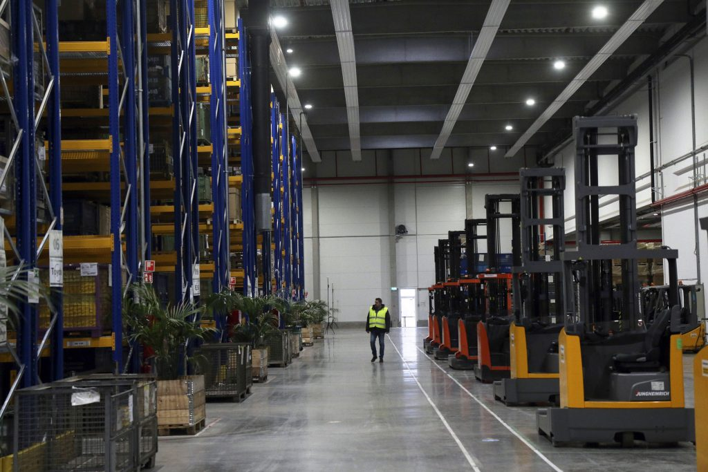 Automotive Industry Supplier SEGA Building 25,000 sqm Production Hall post's picture
