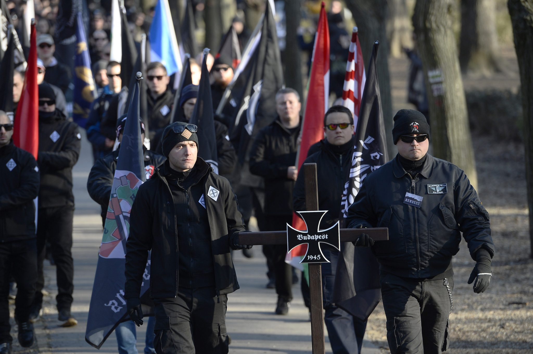 Far-right Commemorates WW2 Event 'Day of Honour' in Budapest post's picture