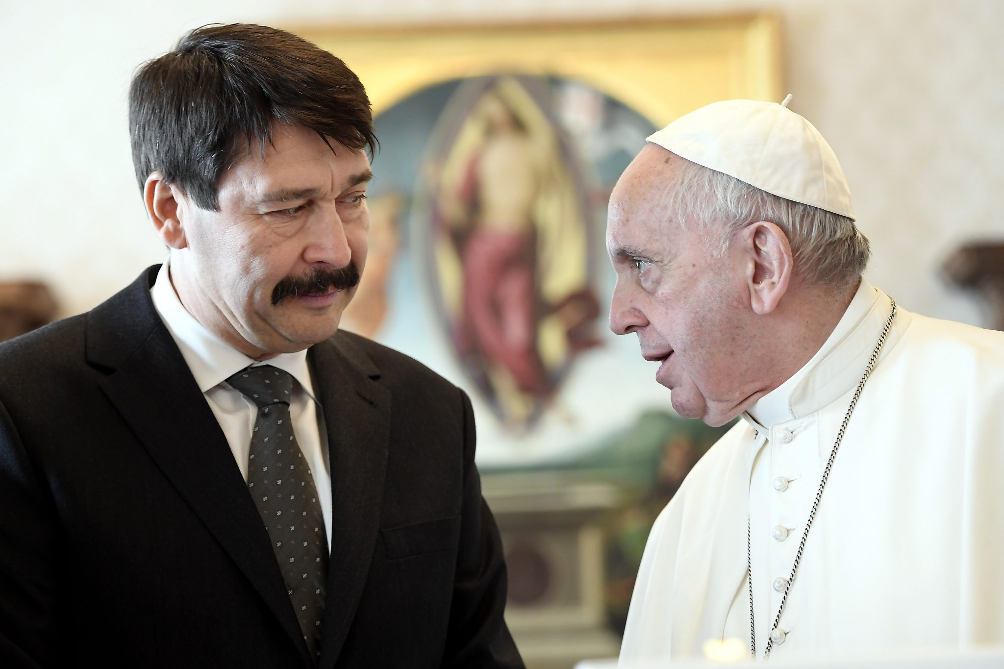 President Áder Invites Pope Francis to Visit Hungary post's picture