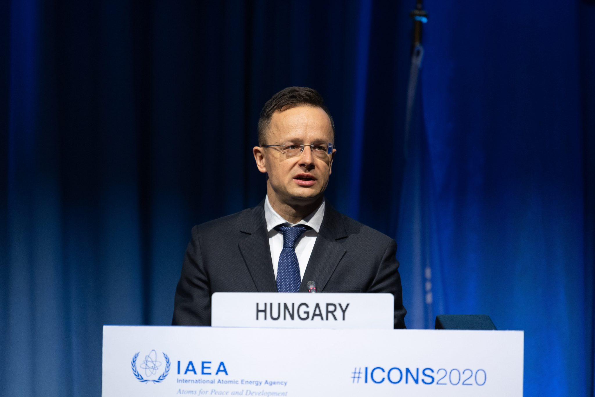 Szijjártó: Hungary Leader in Protecting Nuclear Assets post's picture