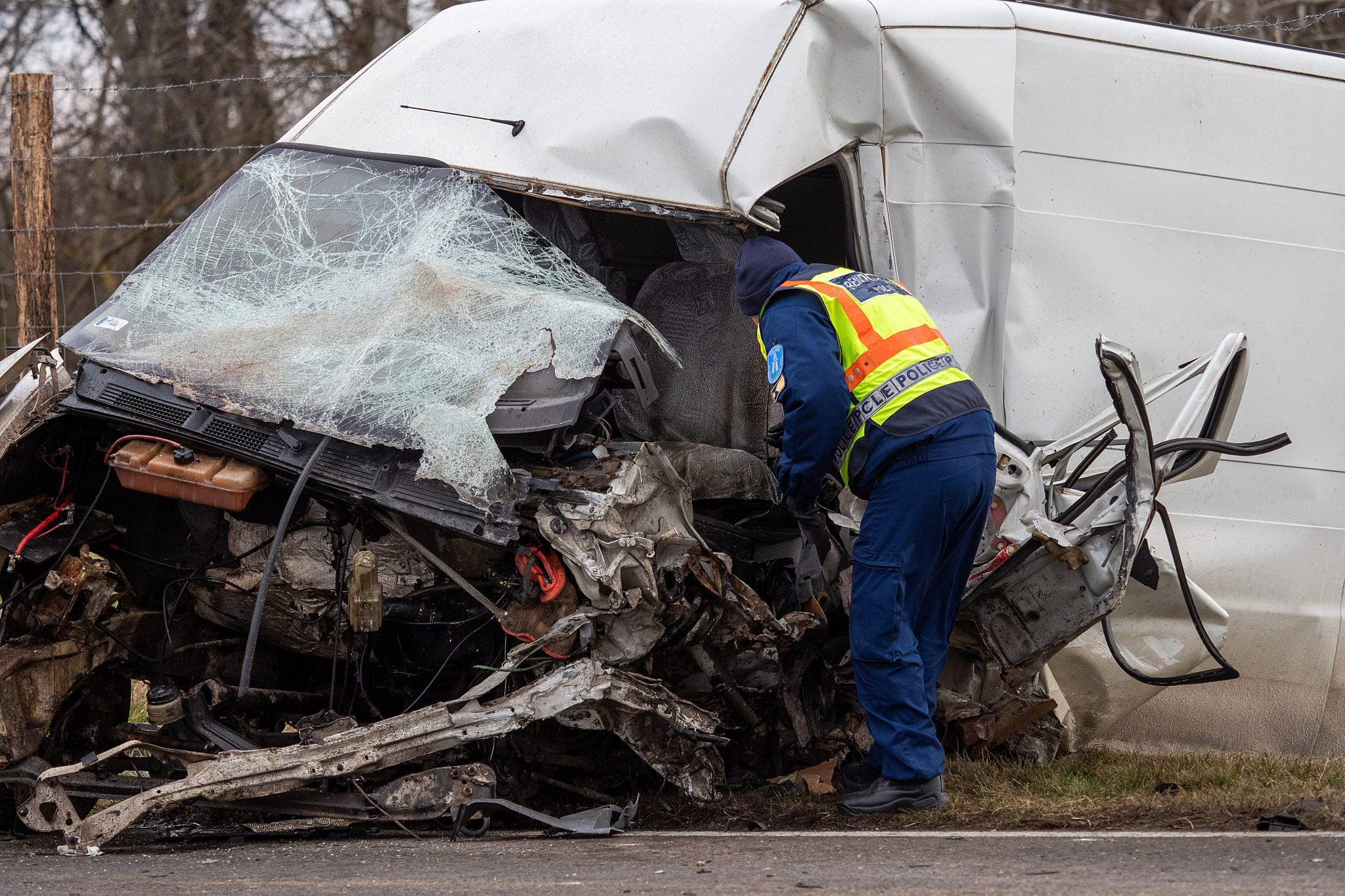 Roadside Deaths at Historic Low