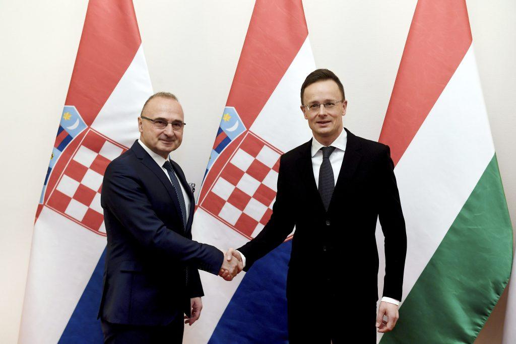 Szijjártó: Hungary, Croatia Ties 'Excellent but Could Improve Further' post's picture