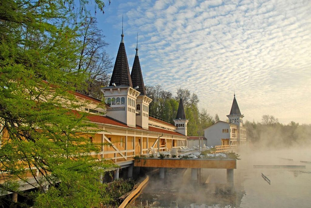 Spa Town Hévíz 12th in European Destinations of Excellence Ranking post's picture