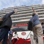 Hungarian Couple Returning from Dutch Cruise Ship Quarantined