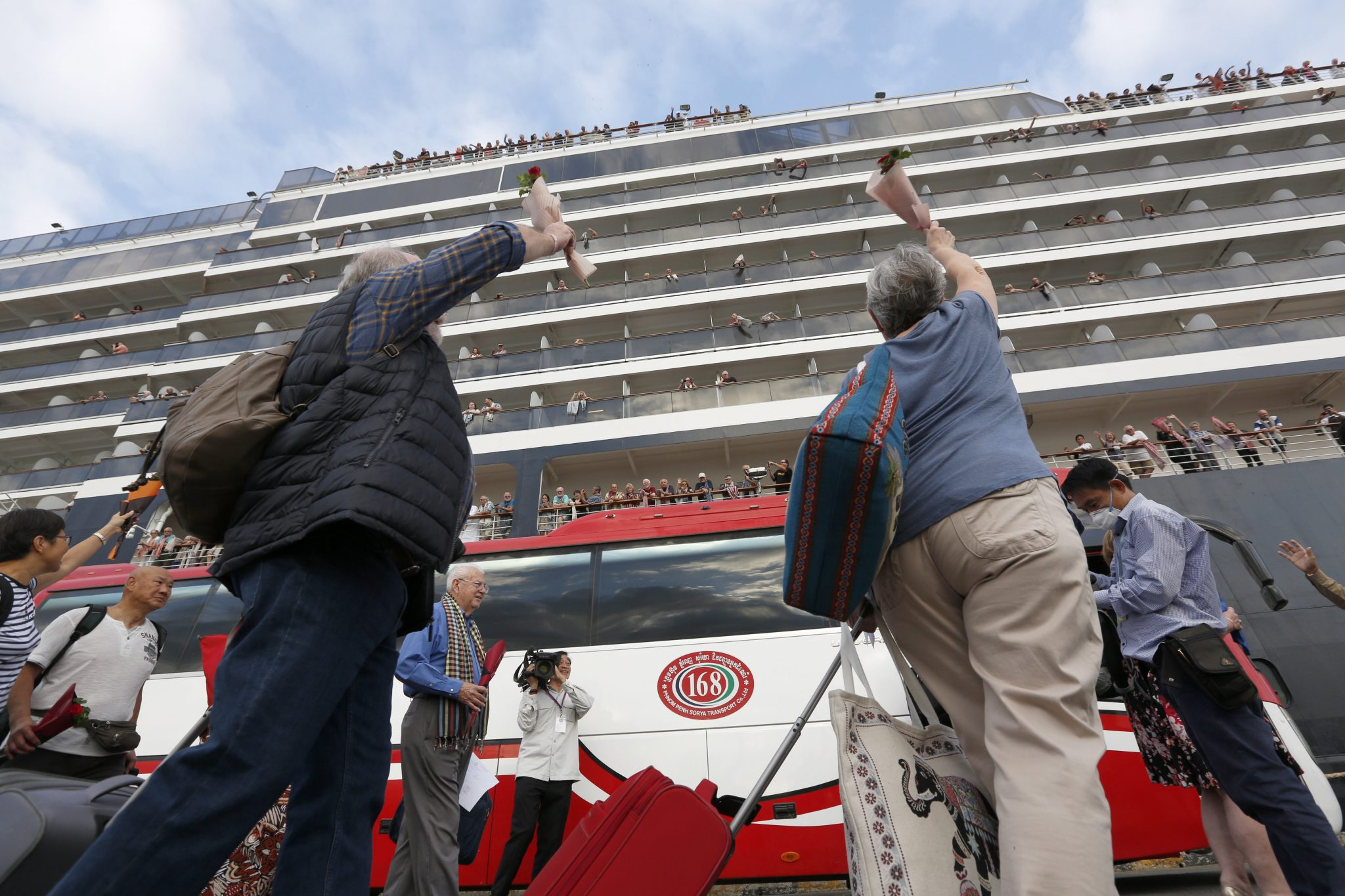 Hungarian Couple Returning from Dutch Cruise Ship Quarantined post's picture