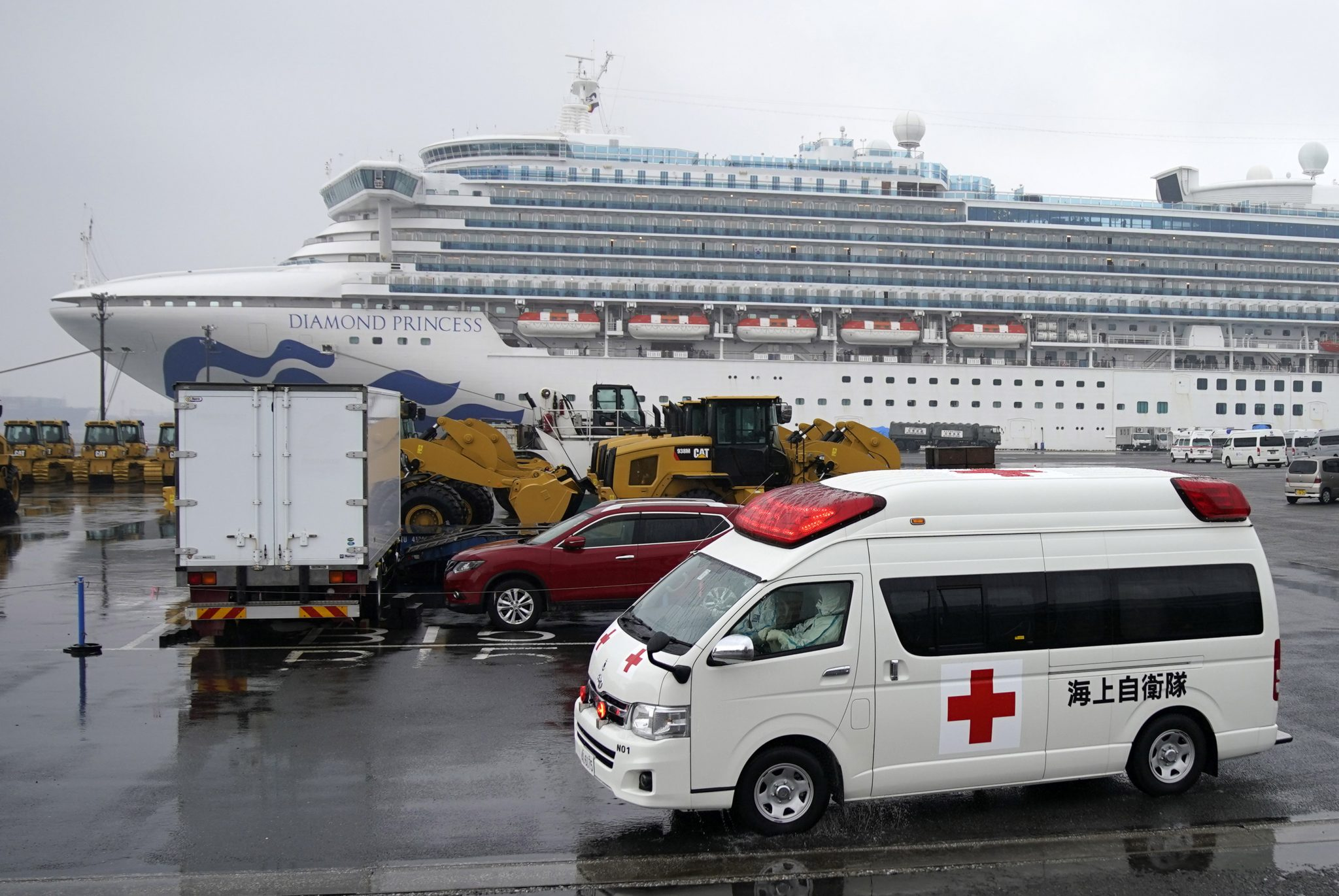 Hungarian Tests Positive for Coronavirus in Japan post's picture