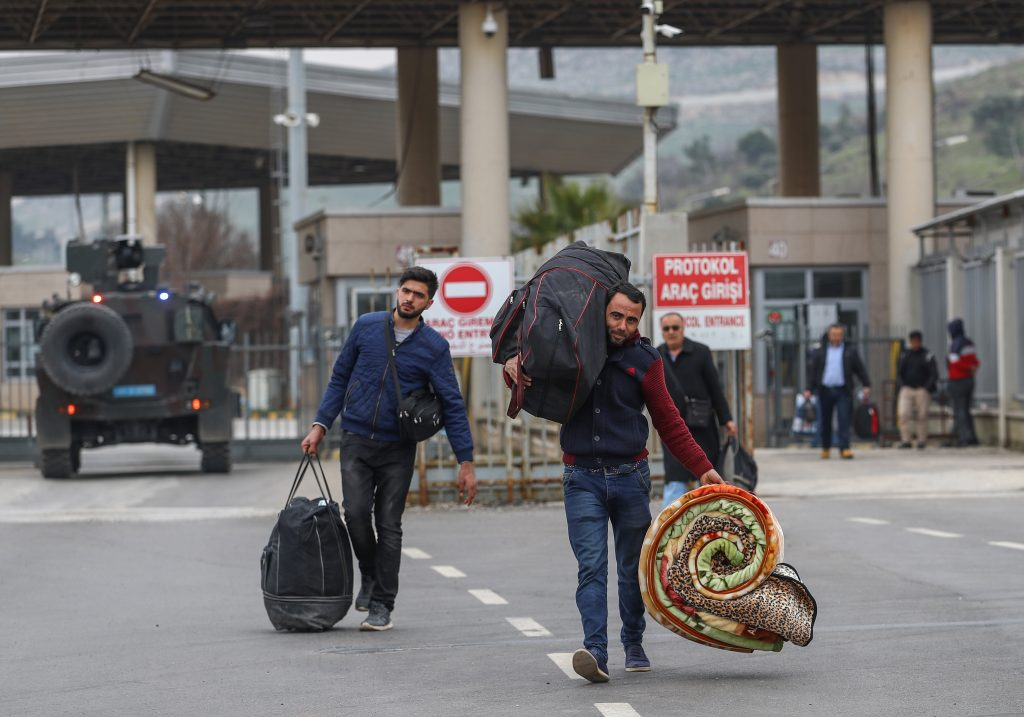 New Wave of Mass Migration? Turkey Opens Border Gates to Europe post's picture