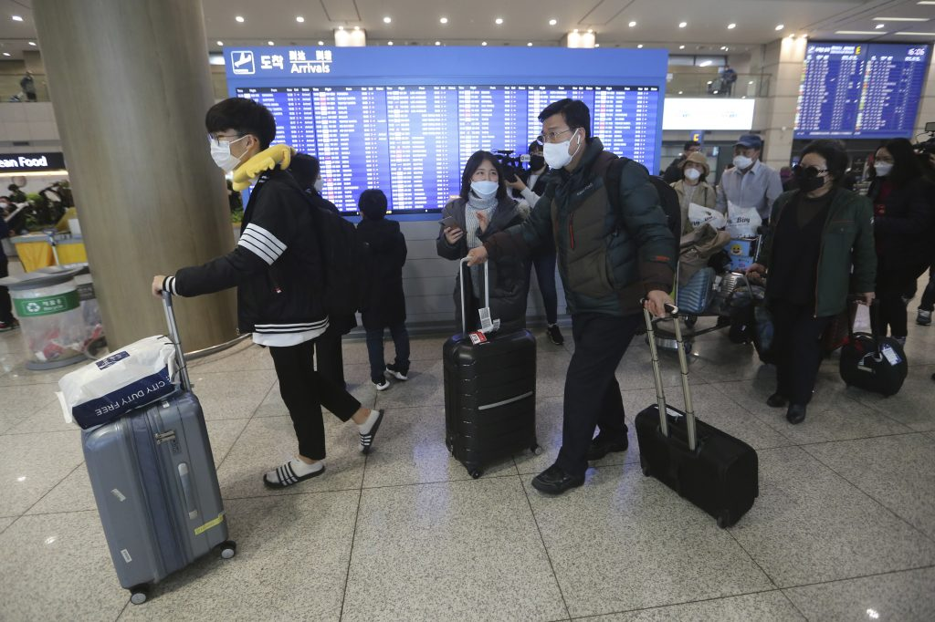 Coronavirus: Budapest Airport Screening Arrivals on Flights from Seoul post's picture