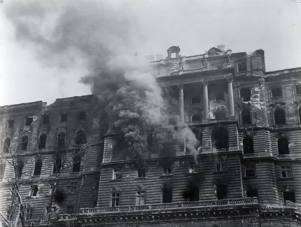 Siege of Budapest Ended 75 Years Ago post's picture