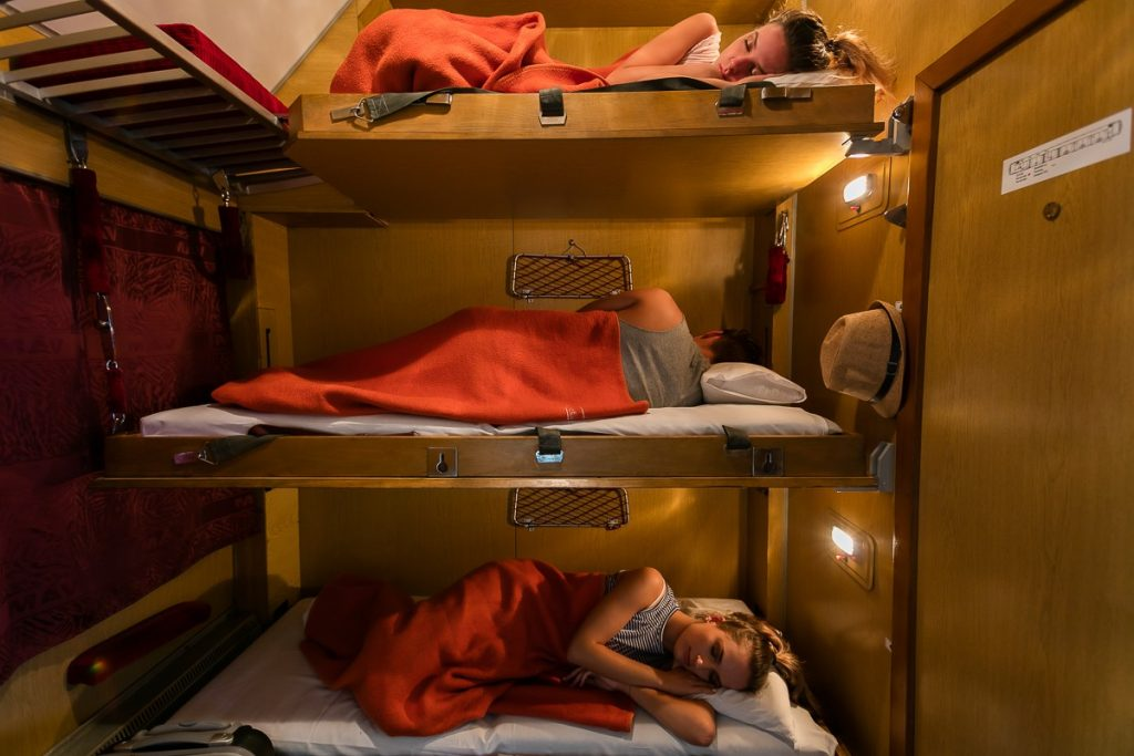 Guardian: Budapest-Bucharest Sleeper Train Among Best in Europe post's picture