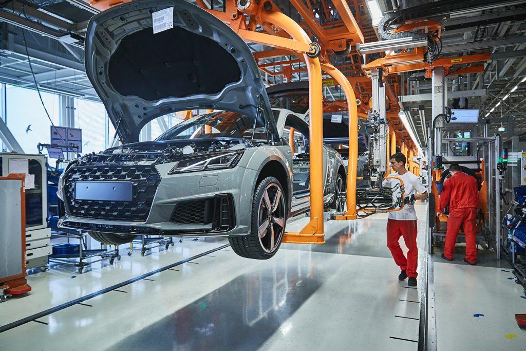 Coronavirus: Audi Hungaria Plant to Shut Down Next Monday post's picture