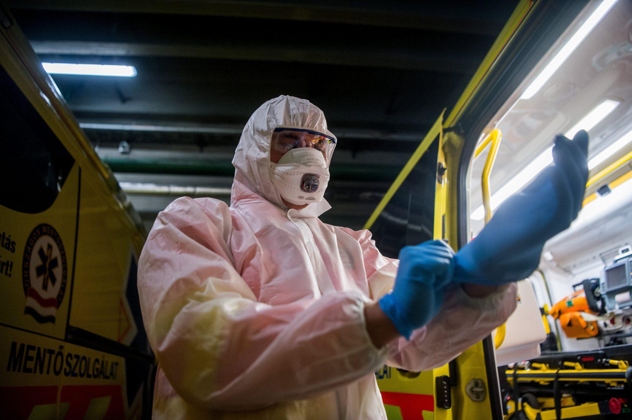 Coronavirus: Gov't Allocates Additional HUF 15 Billions for Medical Equipment post's picture