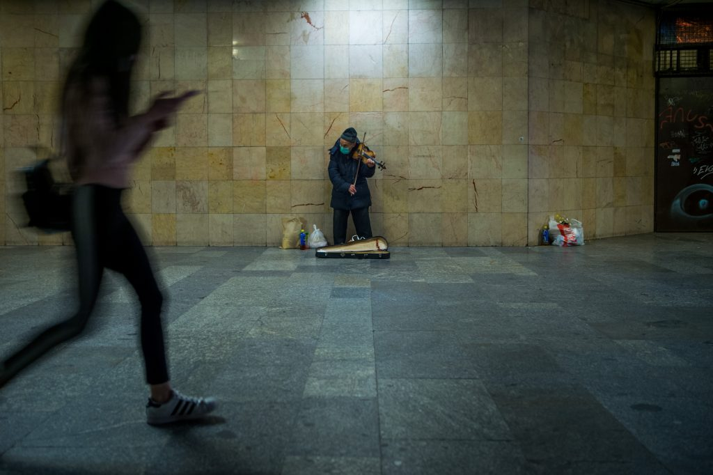 Coronavirus: Budapest Homeless Shelter Capacities to be Expanded post's picture