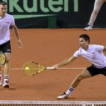 Hungary Beat Belgium and Qualifies for Davis Cup Final