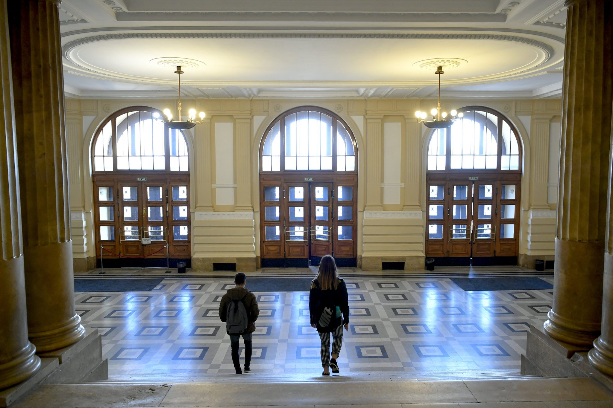 State of Emergency: Universities in Hungary Shut Down post's picture