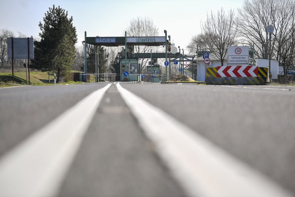 Coronavirus: New Border Crossing Reopens between Hungary and Romania post's picture