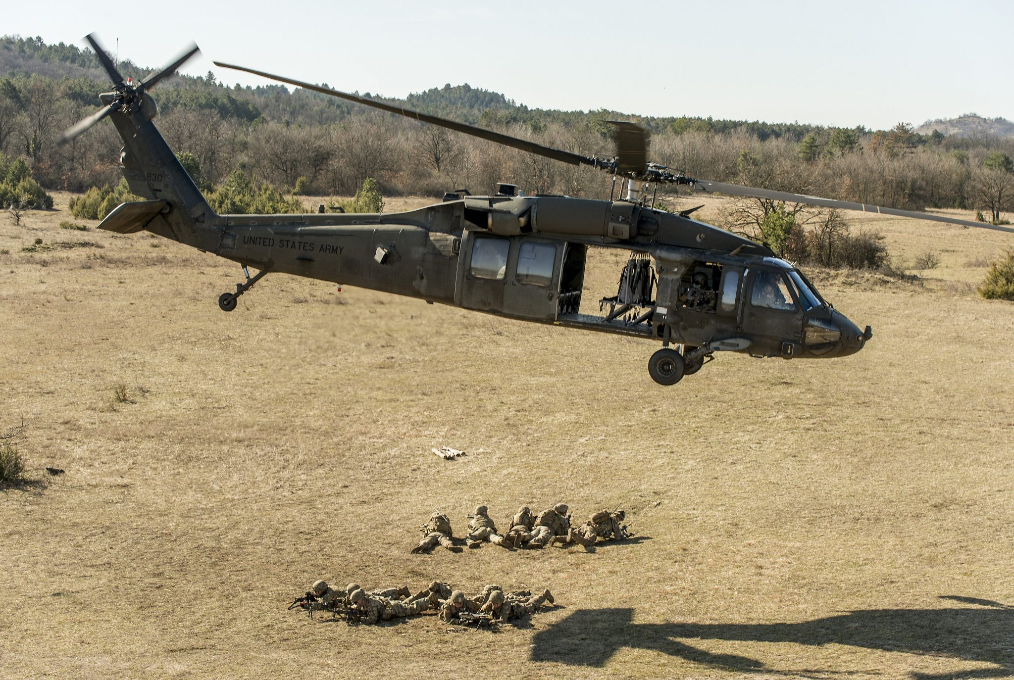 International Military Exercise 'Brave Warrior 2020' under way in Bakony Hills post's picture