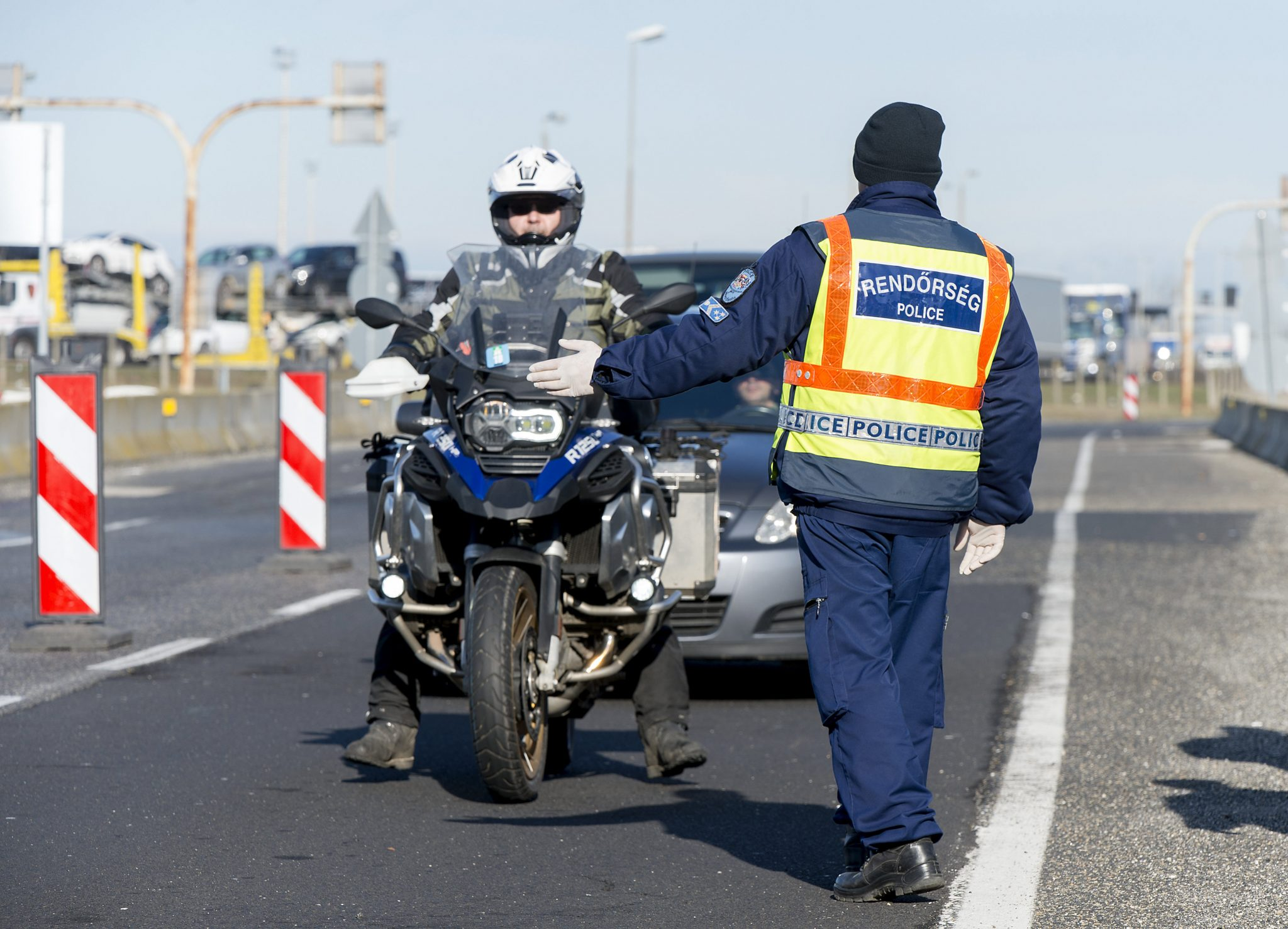 Coronavirus: Zsira Border Crossing Open for Commuters between Hungary, Austria post's picture