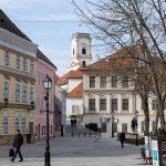 Győr's Káptalandomb District Becomes National Monument Site