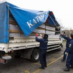 Hungary Sends Aid to Migration-Hit Greece