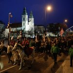 Five Prosecuted for Wearing Hungarian Guard Uniforms at Horthy Commemoration