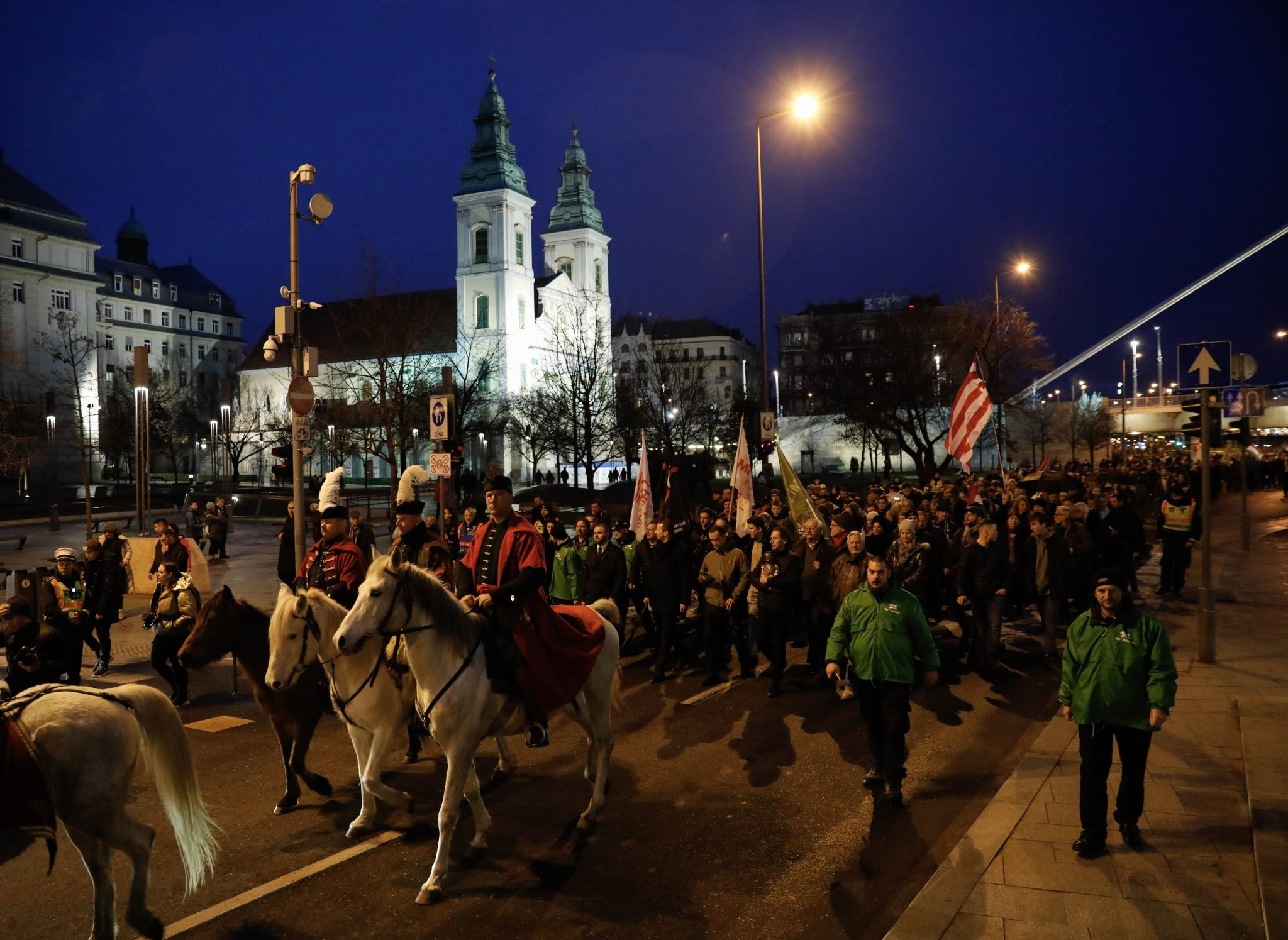 "Mi Hazánk Horthy Commemoration: ""We Believe Hungary Belongs to Hungarians"" post's picture"