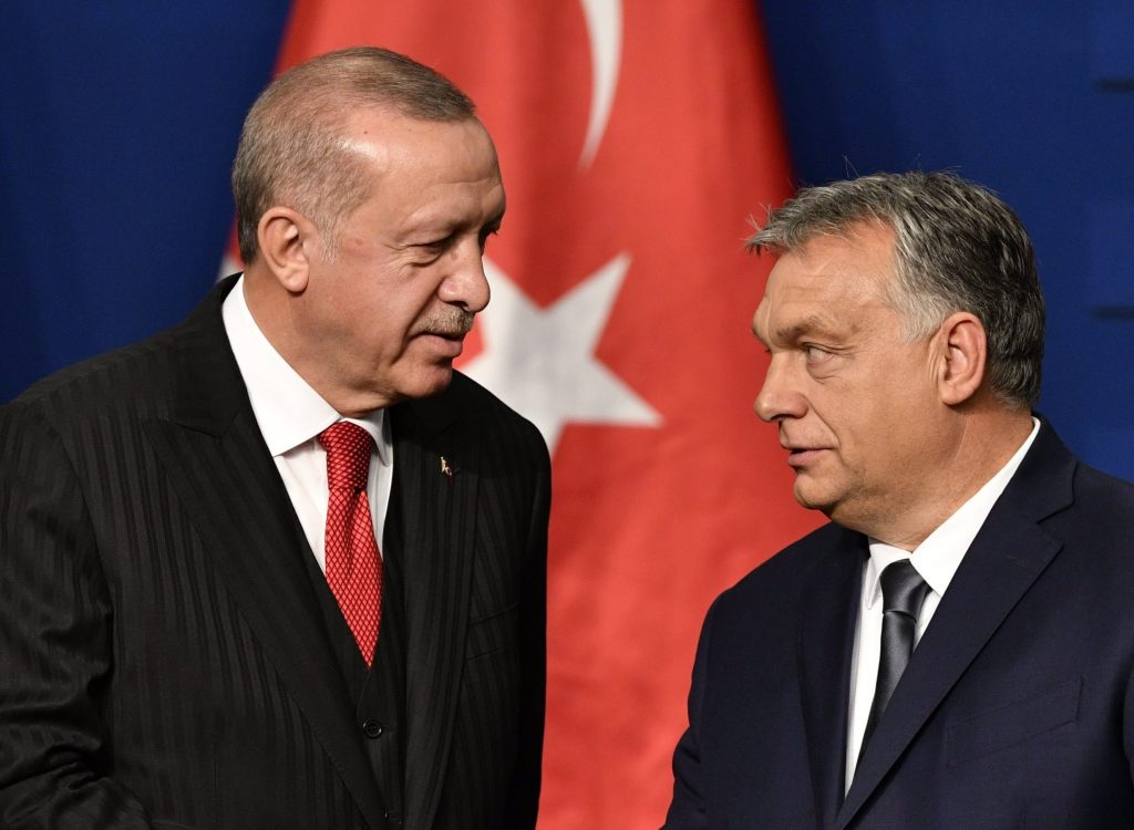 Erdogan to Orbán: Turkey Could No Longer Contain Displaced Syrians It Taken In post's picture