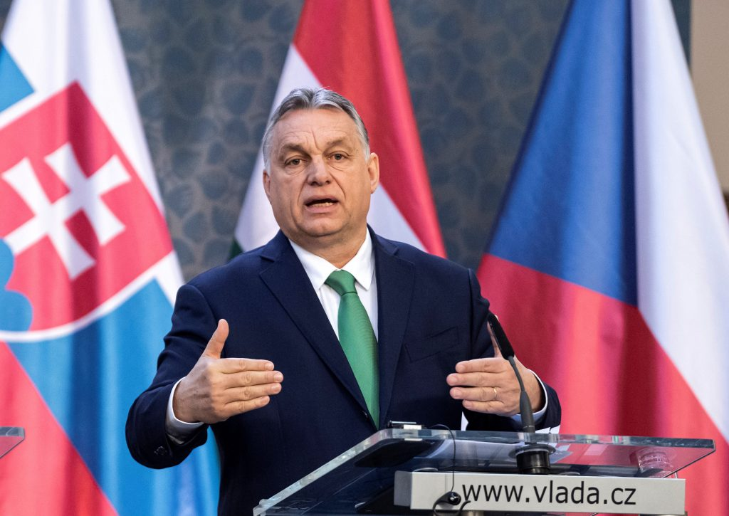 Orbán on Coronavirus: V4 Cooperating in Times of Trouble post's picture