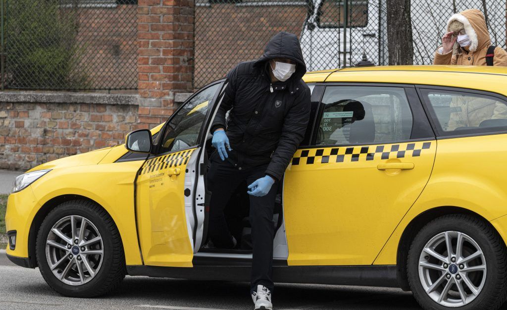 Taxi Licenses to Become Conditional On Clean Criminal Record post's picture