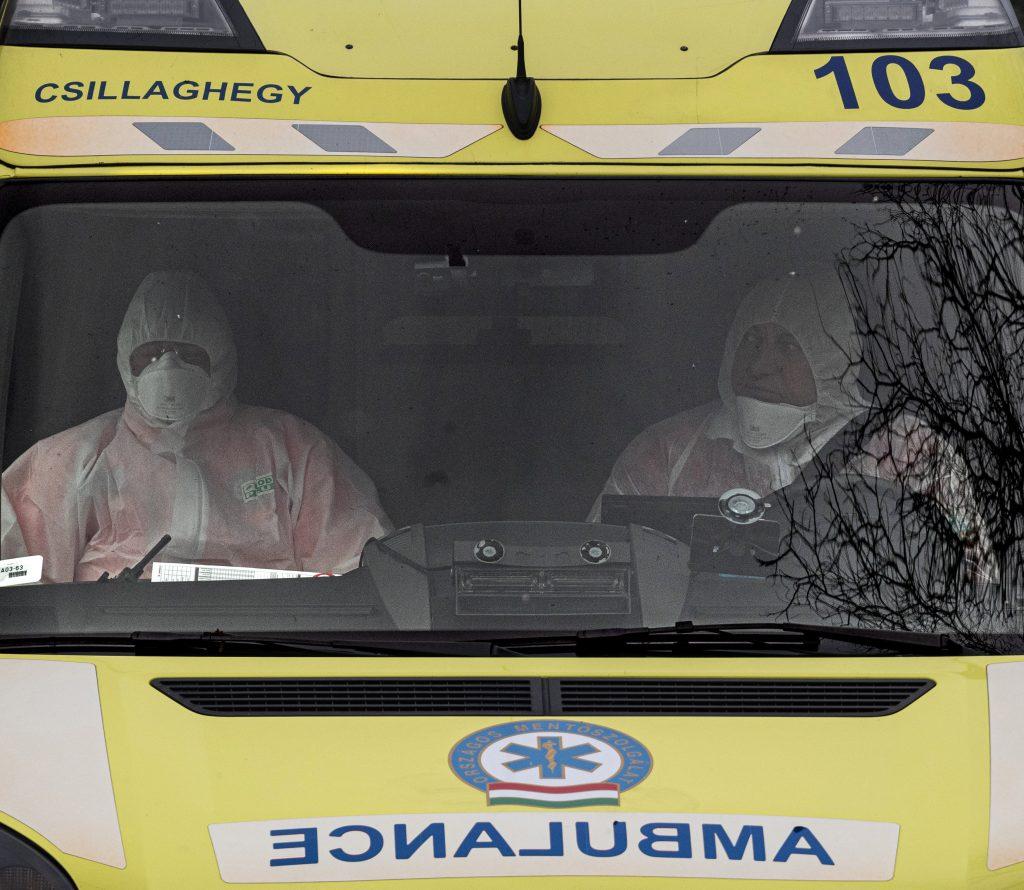 Coronavirus: Confirmed Coronavirus Cases in Hungary Reach 300 post's picture