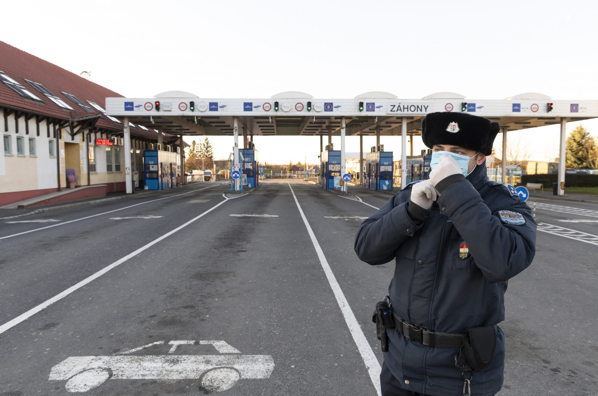 Borders Closed: Who Can Enter Hungary and How? post's picture