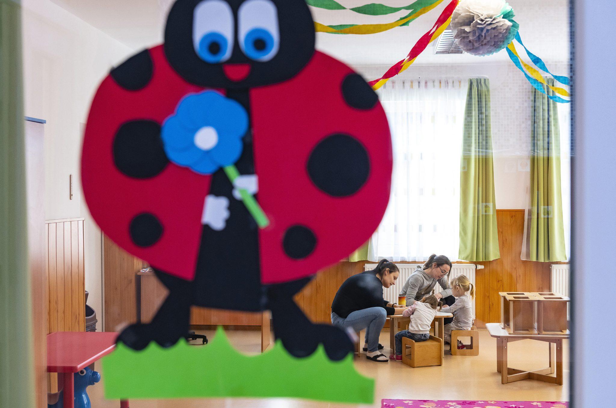 English-language Kindergartens in Danger?