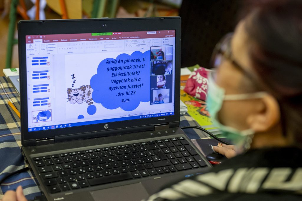 Gov't Considers Reintroducing Distance Learning In Case of Second Wave of Pandemic post's picture