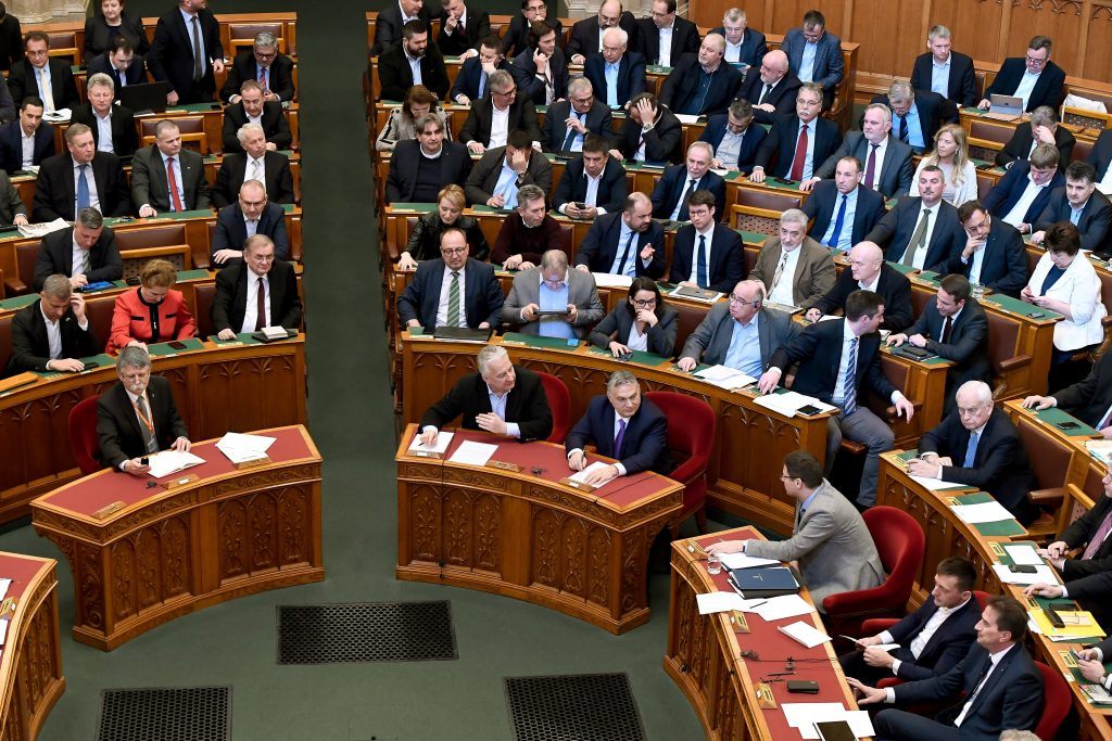 Parliament to Vote on 2021 Budget post's picture