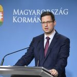PMO Head Gulyás: Gov't to Launch Coronavirus Vaccination Campaign