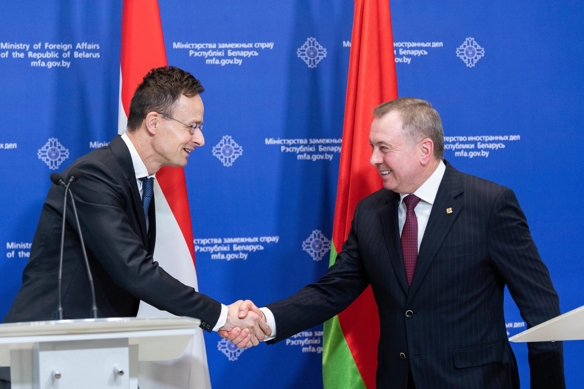 Foreign Minister: Ease Sanctions against Belarus, Closer Cooperation with Eurasian Economic Union Needed for Stronger EU post's picture