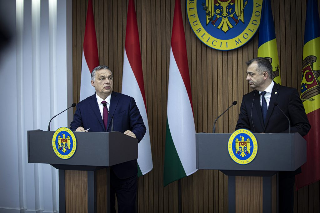 Orbán: Strategic Partnership with Moldova in EU's interest post's picture