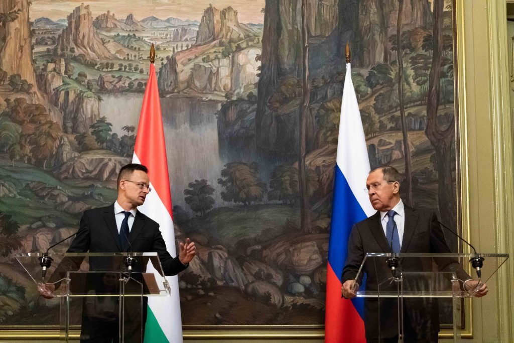 Hungary Gas Supplies Guaranteed for This Year, says Foreign Minister after Russia Meeting post's picture