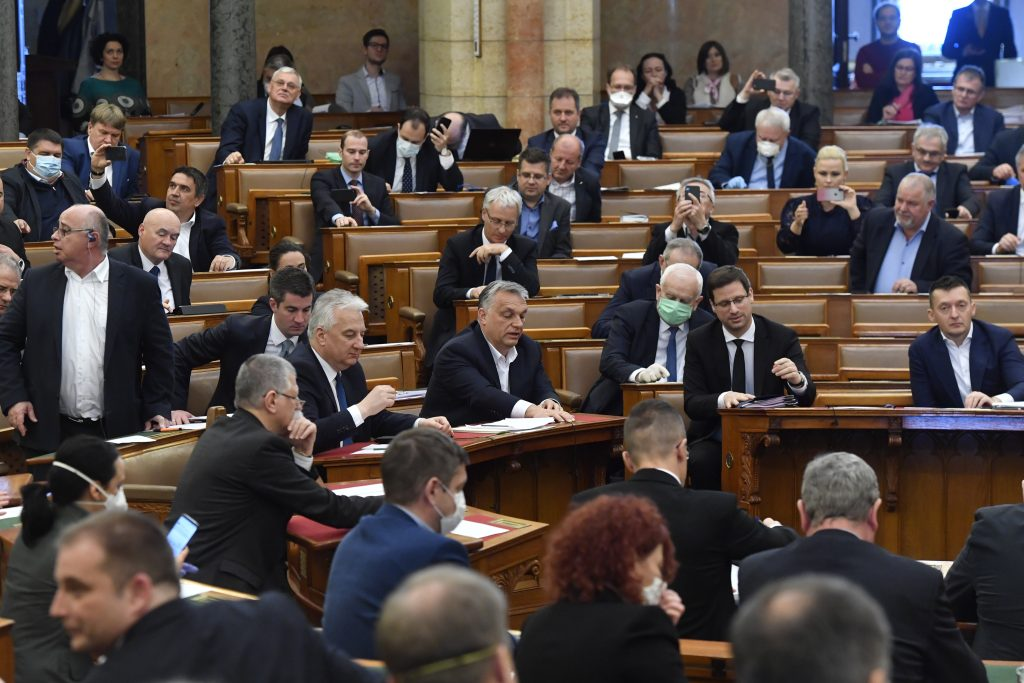 Hungarian Press Roundup: Parliament Rejects the Istanbul Convention post's picture