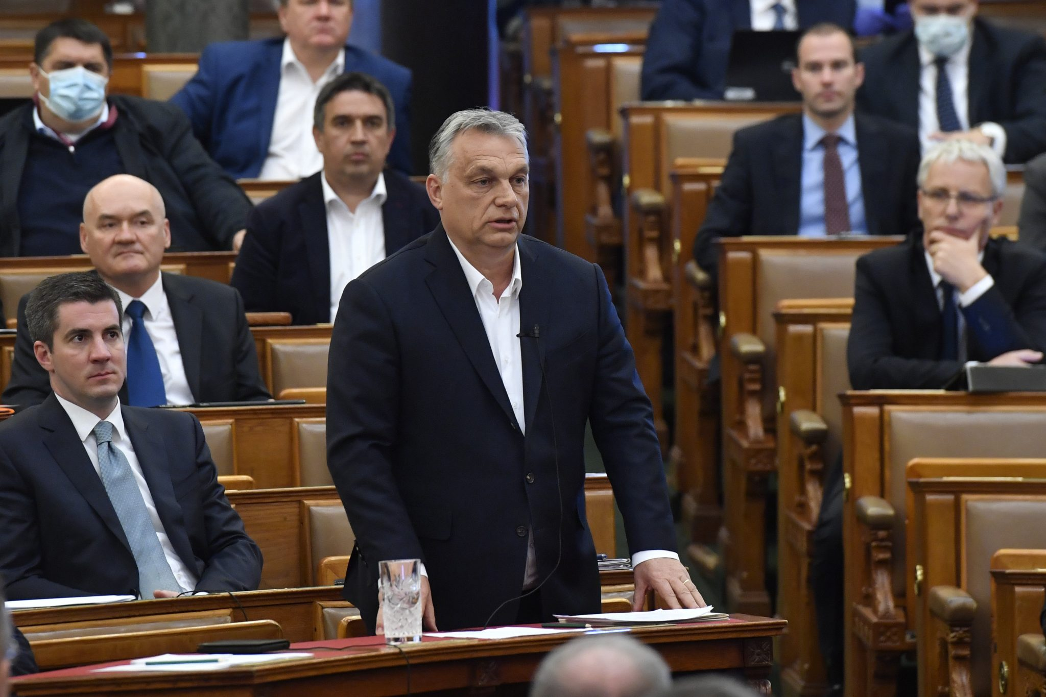 Parliament to Debate Ending State of Emergency post's picture