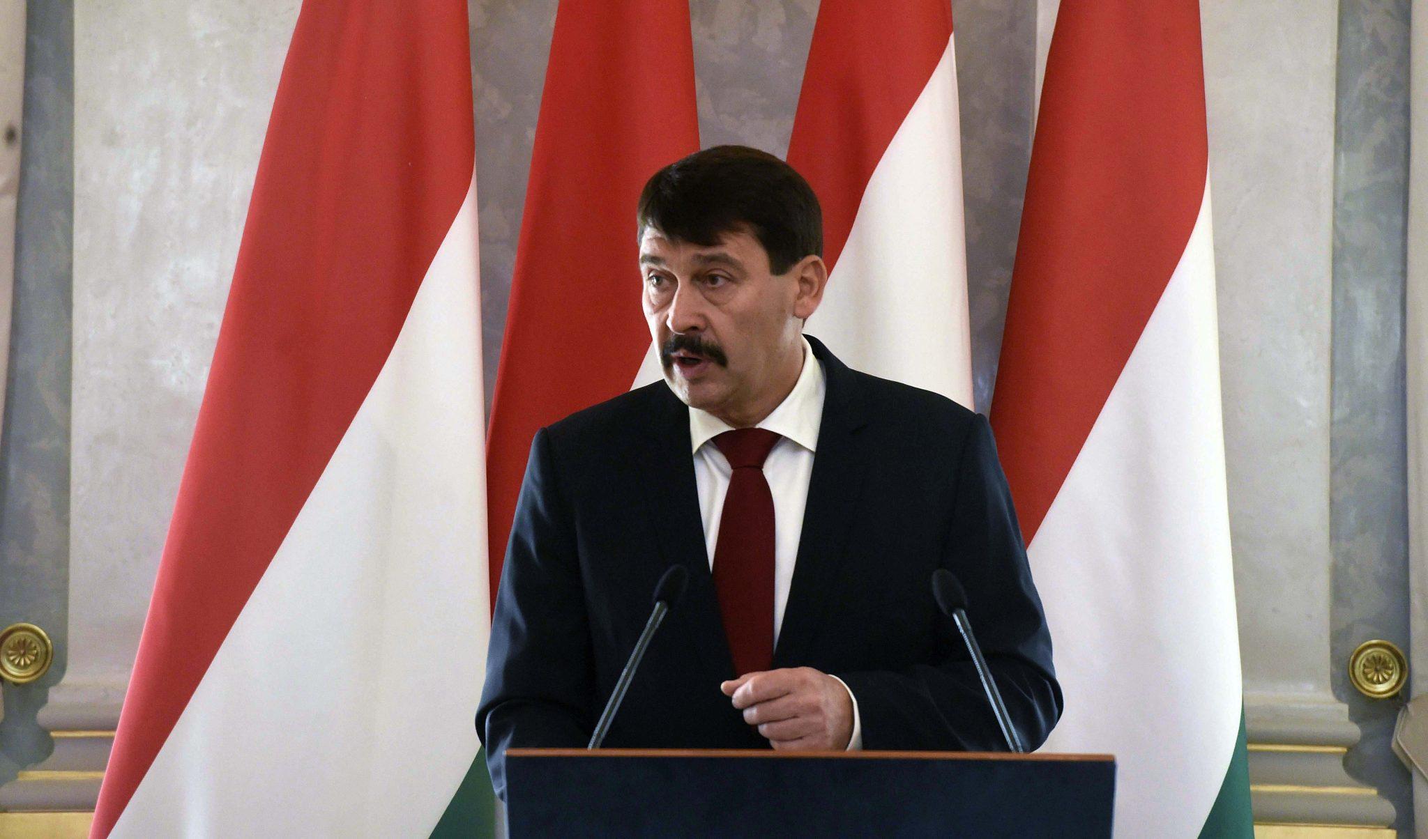 Coronavirus: President Áder Signs Law Enhancing Gov't Powers post's picture