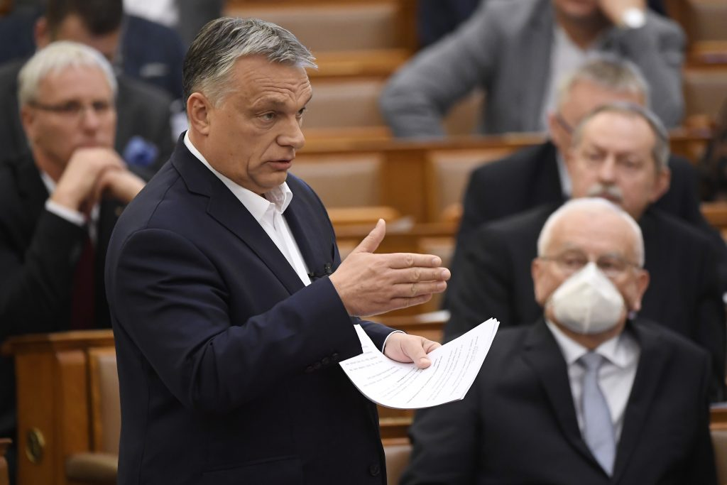 Orbán to EPP: Hungary 'Victim of Unprecedented Disinformation Campaign', Propagators Should Apologise post's picture
