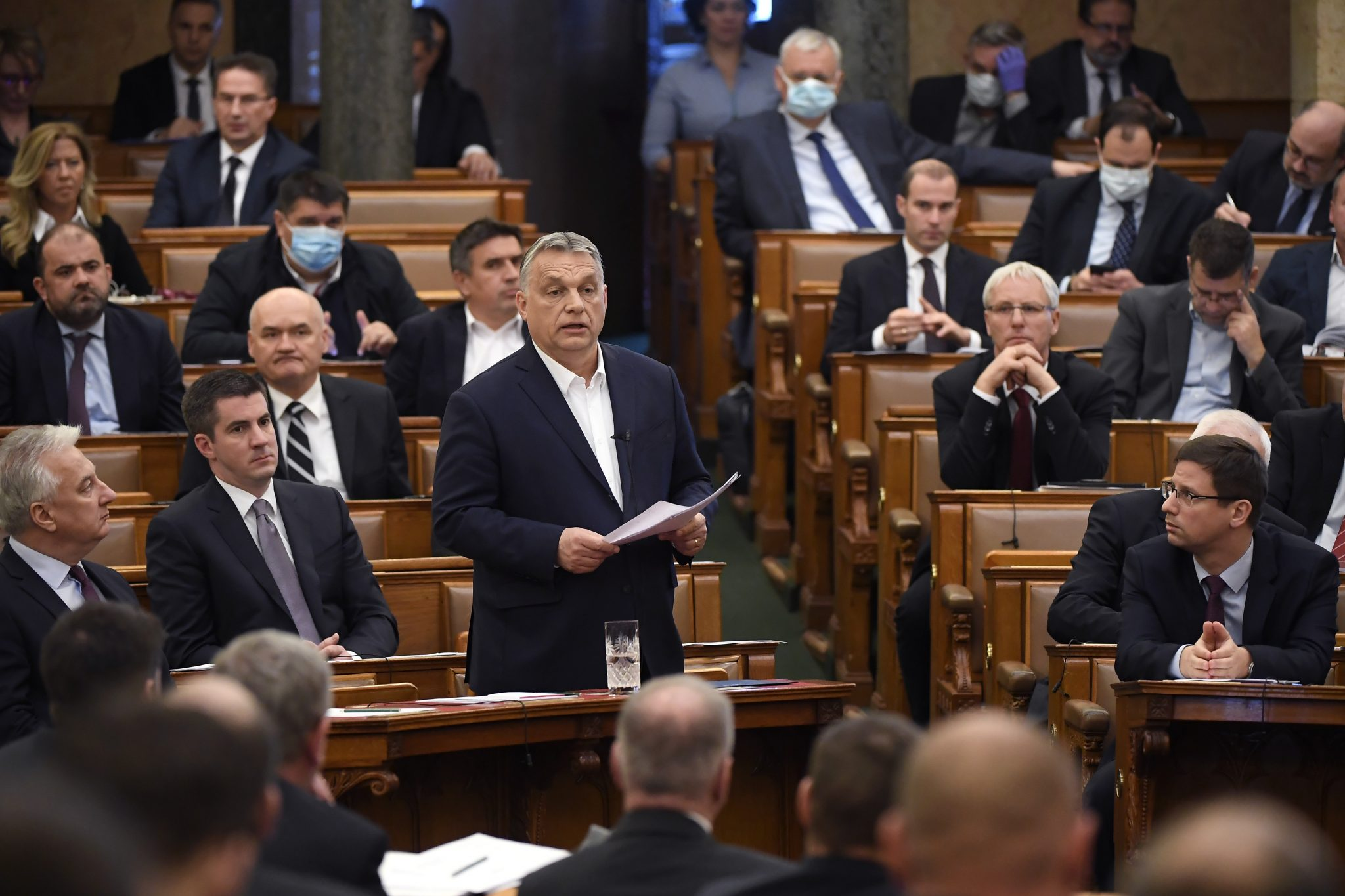 State of Emergency Extension – Orbán: Gov't to 'Handle Crisis' even if Opposition Votes against Bill post's picture