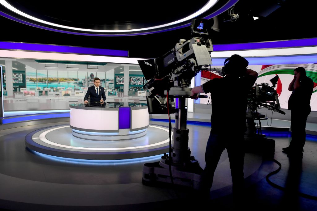 Based on Leaked Audio Recordings, Hungarian Public Television Has Been Setting Political Direction post's picture