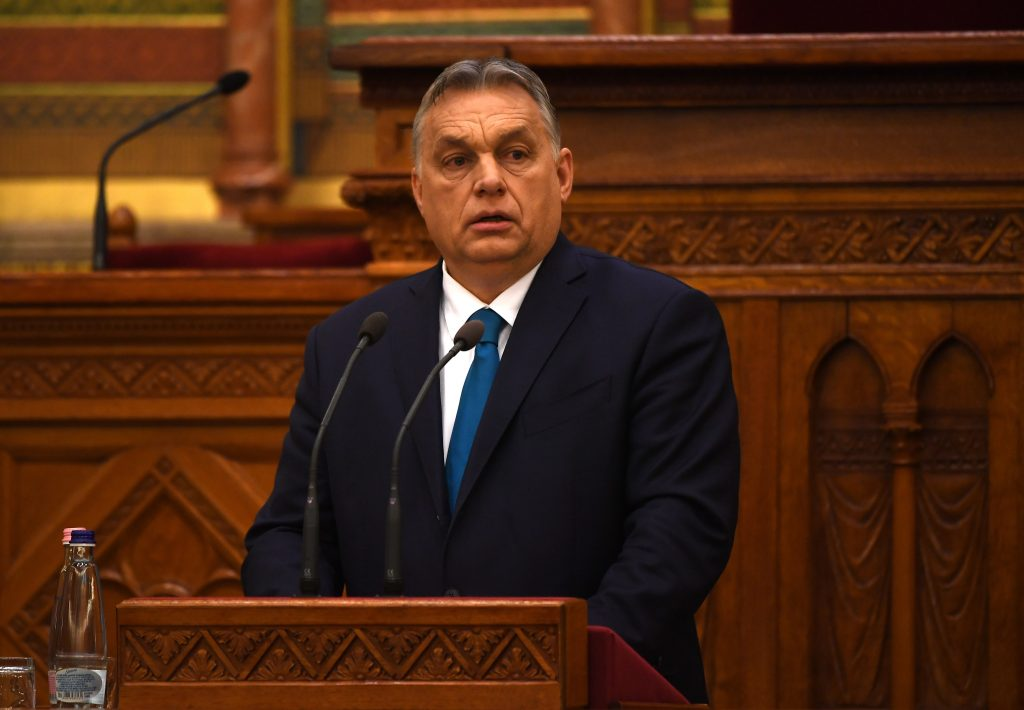 New Law Granting Enhanced Powers to Orbán Gov't Garners International Outcry post's picture